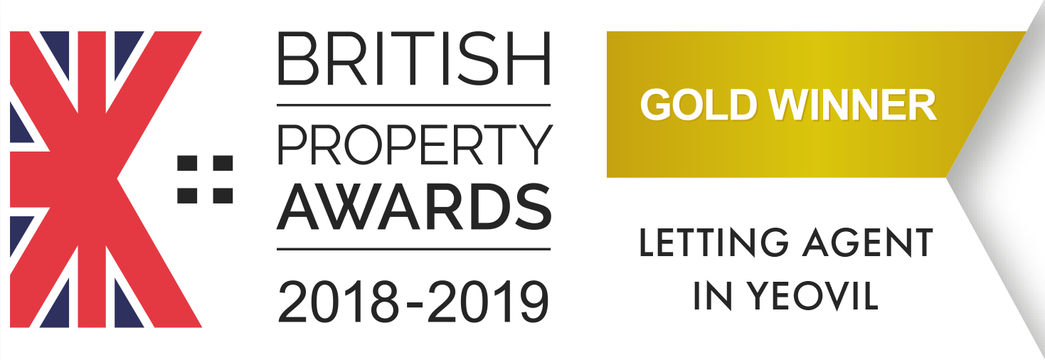 Best Letting Agent in Yeovil - British Property Awards 2018/2019
